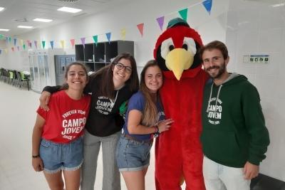 Inauguração da Cozinha Central - Jerónimo Martins
