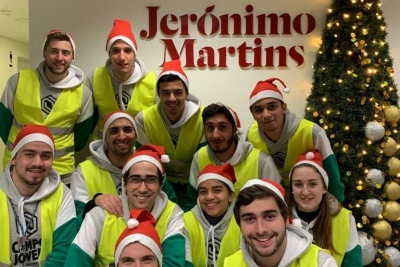 Natal na Jerónimo Martins